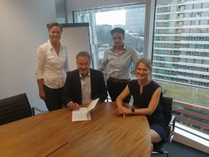 20180530 Ondertekening oprichtingsakte CEF-V