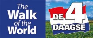 Logo 4-daagse Nijmegen